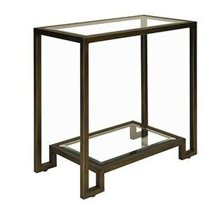 Lovely 2 Tier End Table