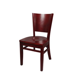 Melissa Solid Wood Dining Chair by JUSTCHAIR