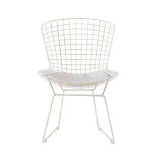 Holly Wire Dining Chair (Set Of 2) Coupon
