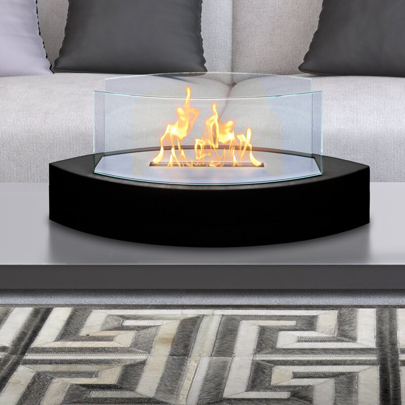 Lexington Bio Ethanol Tabletop Fireplace