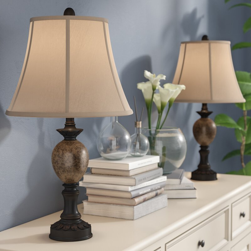 Bulmershe 25 table lamp