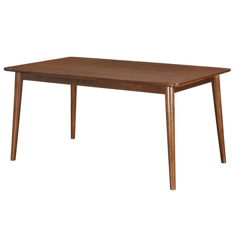 George Oliver Ripton Mid Century Modern Coffee Table: George Oliver Ripton Mid-Century Modern Rectangular Dining