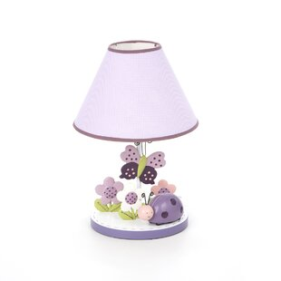 Luv Bugs Lamp Table With Shade