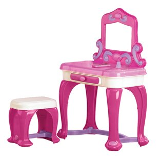 Little Girls Vanity Set Wayfair