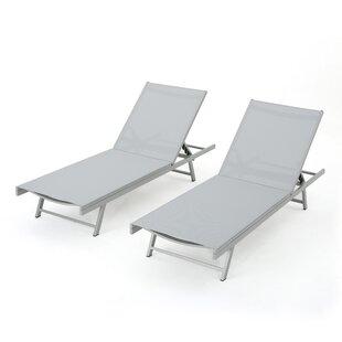 Modern Outdoor Chaise Lounges Allmodern