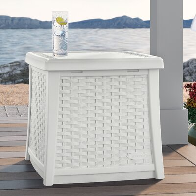 White Deck Boxes Amp Patio Storage You Ll Love Wayfair