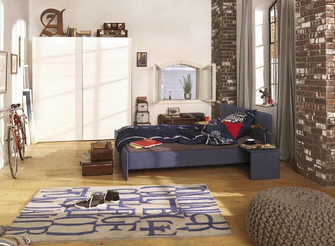 tom tailor getufteter wollteppich home in grau bewertungen. Black Bedroom Furniture Sets. Home Design Ideas