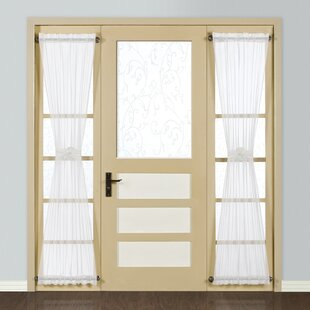 Side Door Panel Curtains