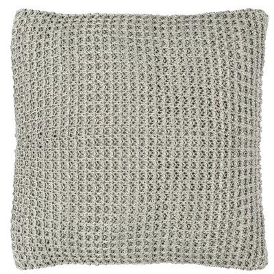 Laurel Foundry Modern Farmhouse Lassay Knit  Cotton Throw Pillow