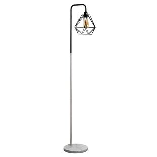 Floor lamps tripod standing floor lamps wayfair talisman 153cm floor lamp mozeypictures Image collections
