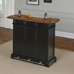 Charming Collette Home Bar