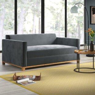Plush Sofas | Wayfair