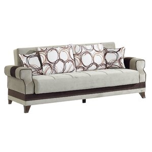 Fuga 3 Seater Convertible Sleeper Sofa by Sync Home Design