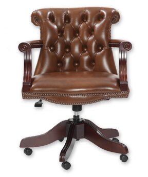 Carline Leather Executive Chair