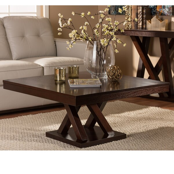 Charmant Whole Interiors Baxton Studio Coffee Table Reviews Wayfair