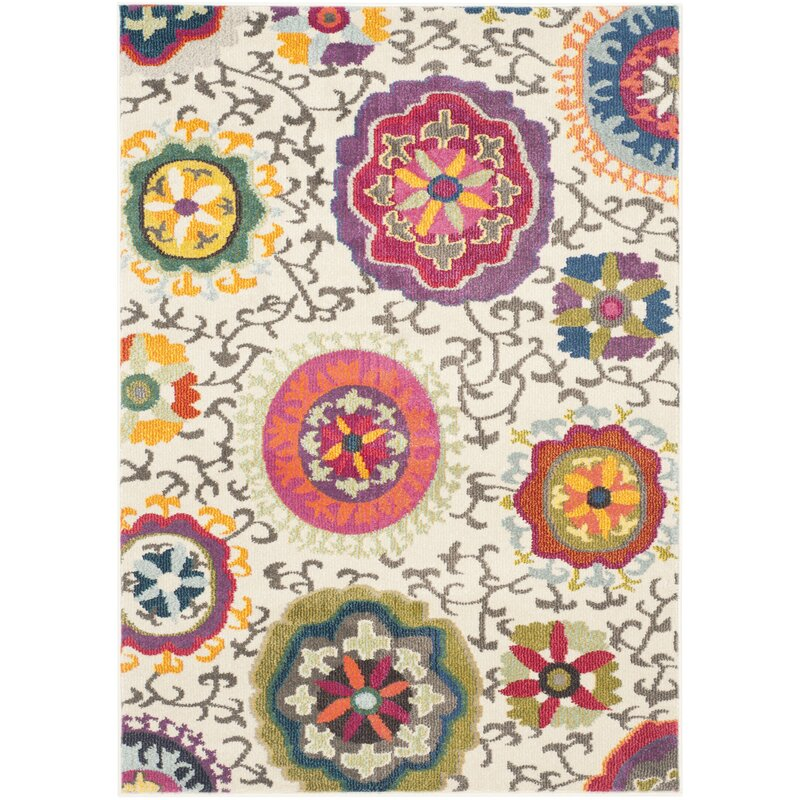 Safavieh Salma Area Rug Amp Reviews Wayfair Co Uk