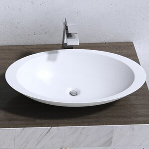 Belfry Bathroom 35 cm Aufsatz-Waschbecken Colossum