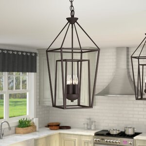 Roodhouse 4-Light Foyer Pendant