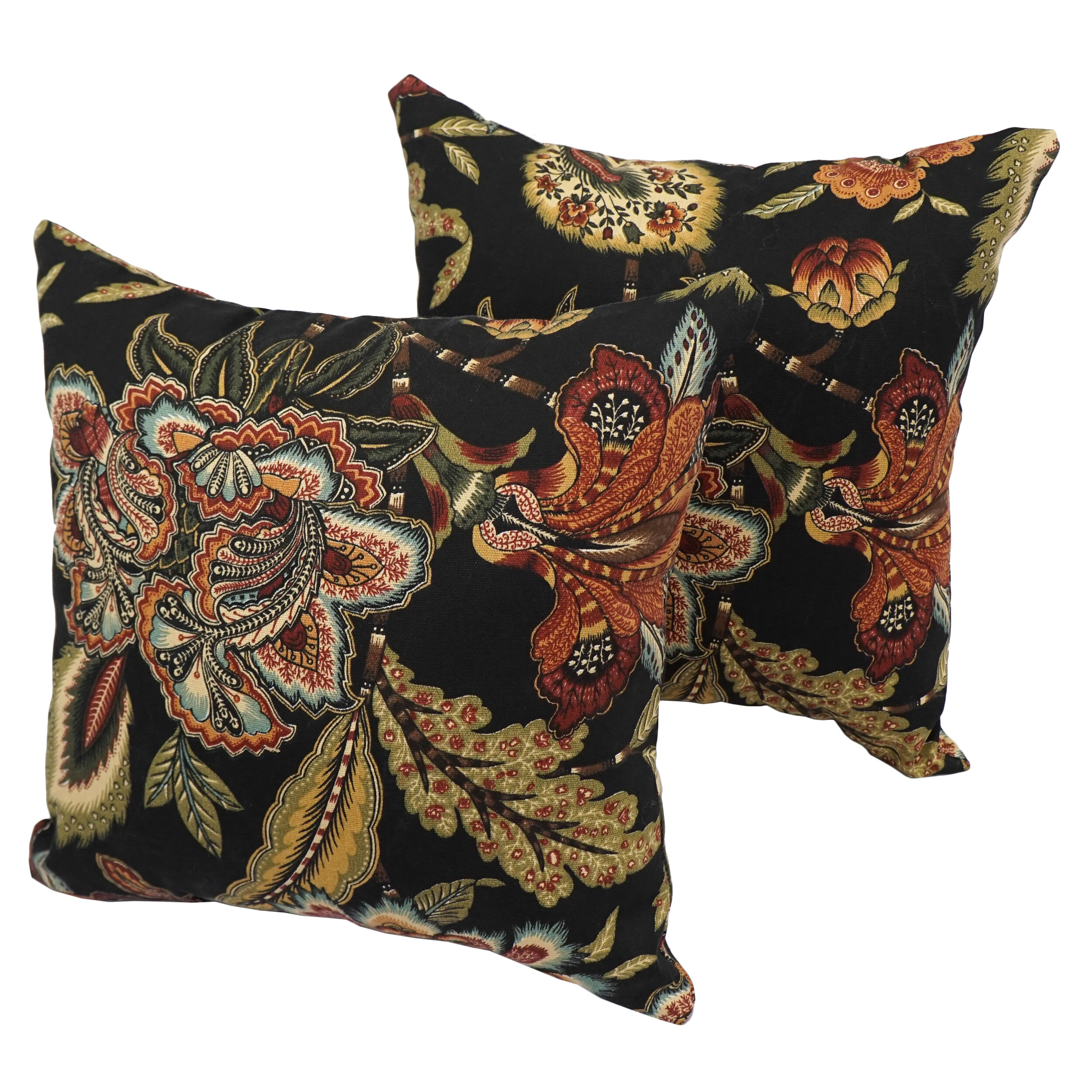 Red Barrel Studio Bly Traditional Throw Pillow