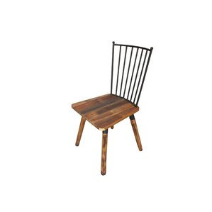 Burnham Wood Side Chair (Set of 2) by Loon Peak