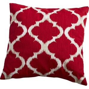 caine trellis throw pillow