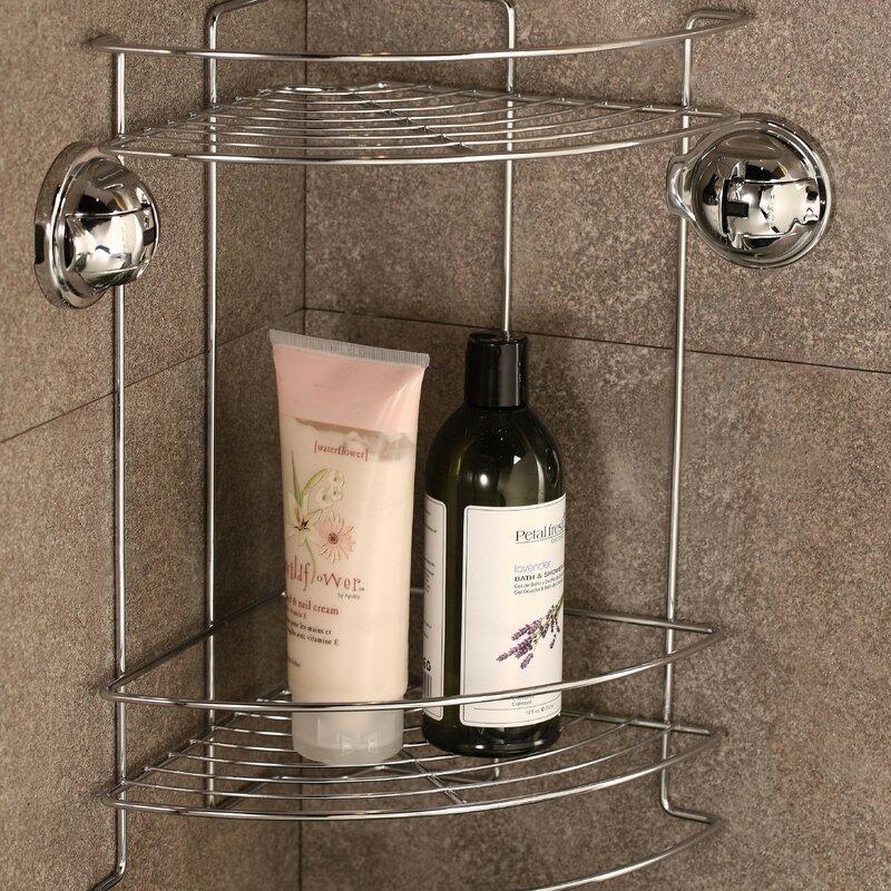Rebrilliant Shower Caddy & Reviews   Wayfair