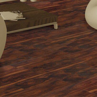 AllAmericanHardwood Exotic 5 5.25 x 64 x 12mm Acacia Laminate Flooring  Finish: Hazel