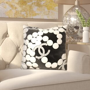 Marylyn Coco Throw Pillow