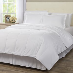 wayfair basics 8 piece bedinabag set - Cal King Comforter Sets