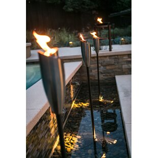 Lovely Stainless Steel Garden Torch