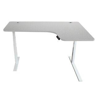 Incroyable Height Adjustable U0026 Standing Desks Youu0027ll Love   Wayfair
