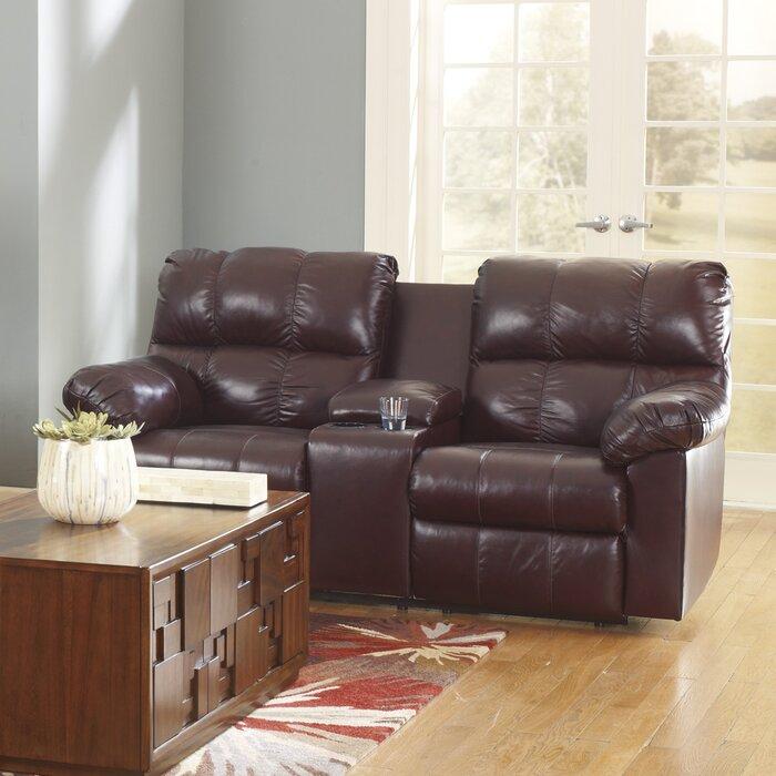 Kennett Double Reclining Sofa