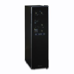 18 Bottle Silent Series Dual Zone Freestanding Wine Cooler
