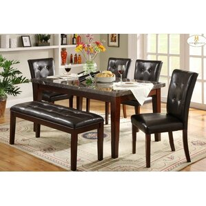 Blackwater Dining Table by Red Barrel Stu..