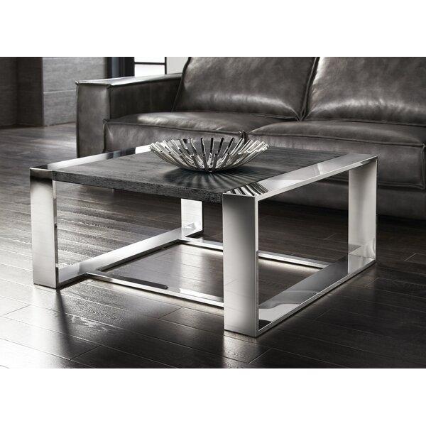 sunpan modern club dalton coffee table & reviews   wayfair
