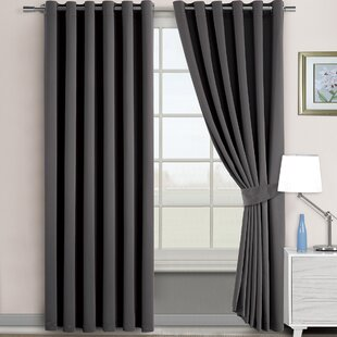 Eyelet Blackout Thermal Panel Curtains