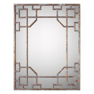 Large Gold Framed Mirror Wayfair