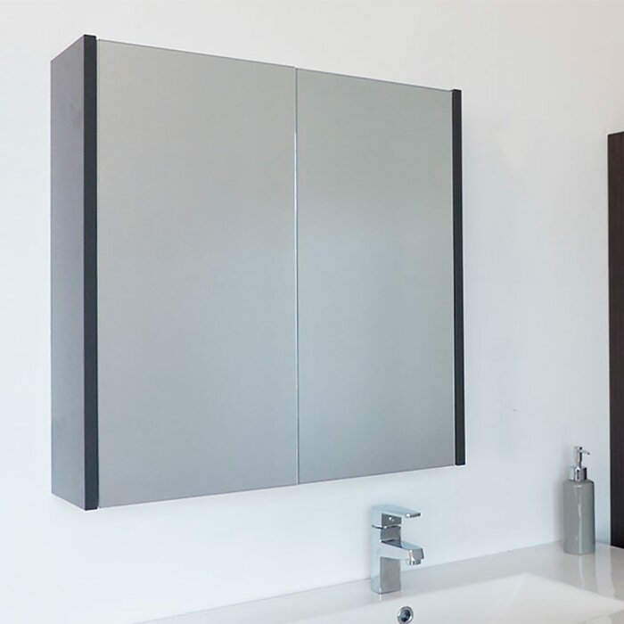 Prime Caelum Modern Bathroom Mirror 24 X 24 Surface Mount Medicine Cabinet Download Free Architecture Designs Sospemadebymaigaardcom