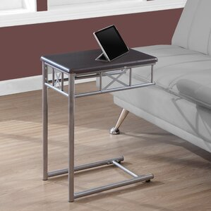 Snack End Table by Monarch Specialties Inc.