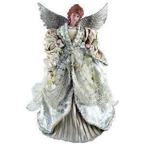 Gilded Angel Tree Topper
