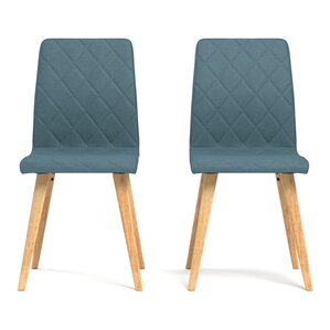 Melina Diamond Side Chair (Set of 2) by Corrigan Studio
