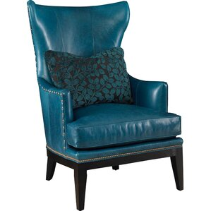 Taraval Stationary Wingback Chair by Bradington-Young