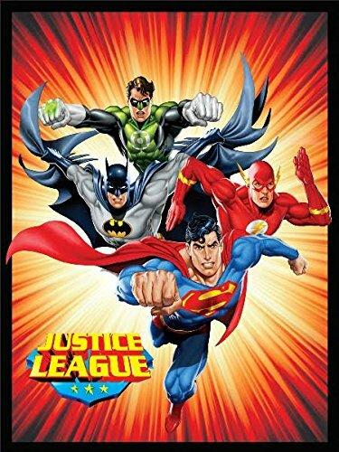 63251bec2ad8 Justice League (Superman, Batman, The Flash, and Green Lantern) Sunburst  Luxury
