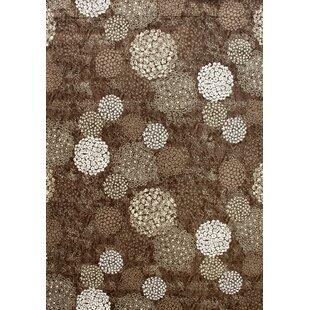 Imola Brown Area Rug by dCor design