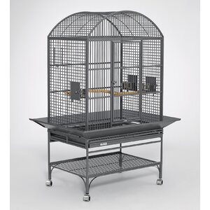 Mediana Dome Top Bird Cage