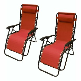 Red Zero Gravity Chair Beach U0026 Lawn Chairs