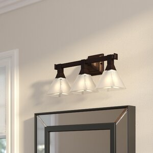 Fritsche 3-Light Vanity Light