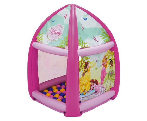 Disney Princess Beauty in Bloom Playland Play Tent  sc 1 st  Wayfair & Moose Mountain Disney Princess Beauty in Bloom Playland Play Tent ...