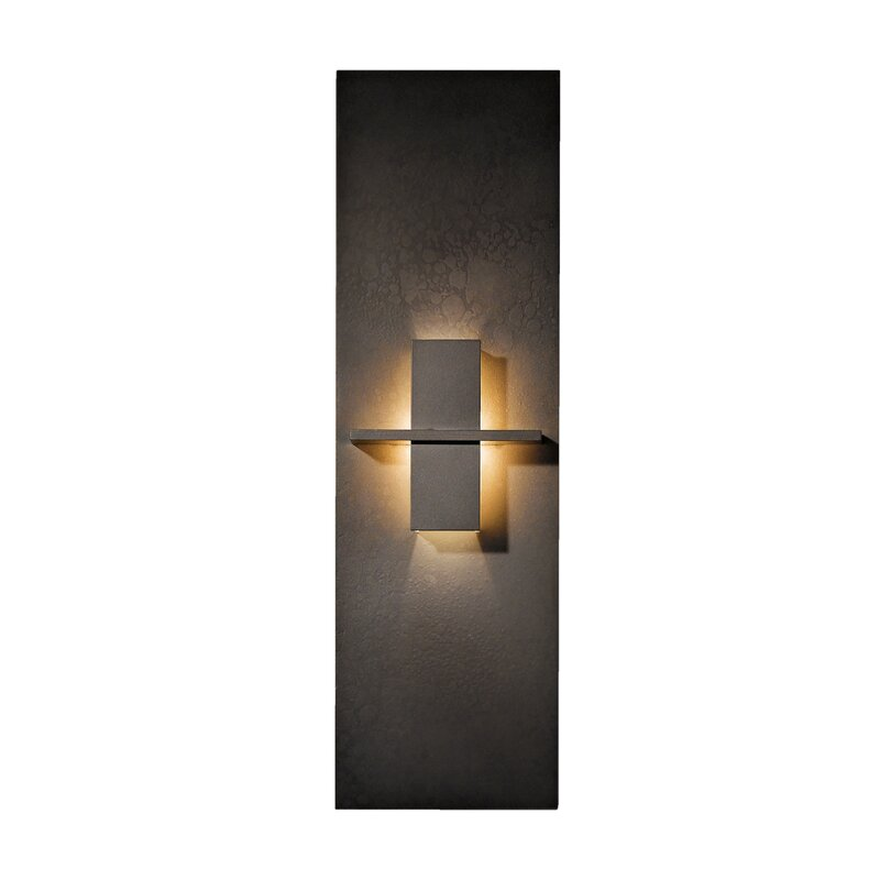 Aperture 1-Light Flush Mount