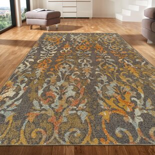 Orange Teal Area Rugs You Ll Love Wayfair